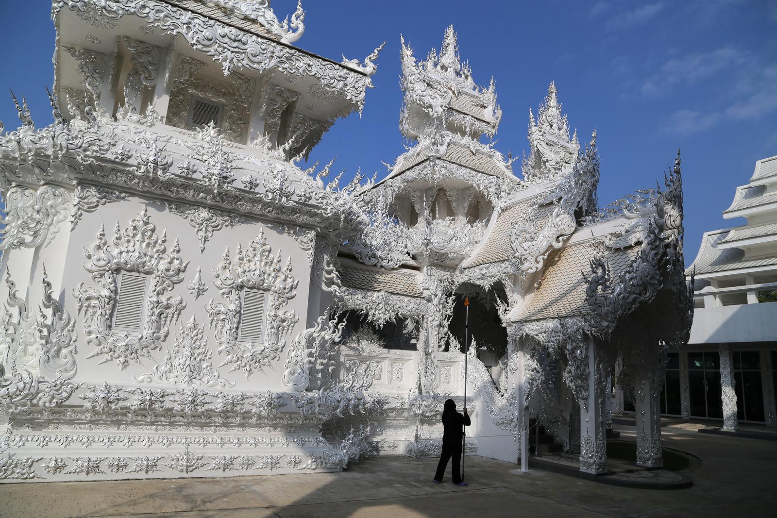 Chiang Rai - Wat Rong Khun