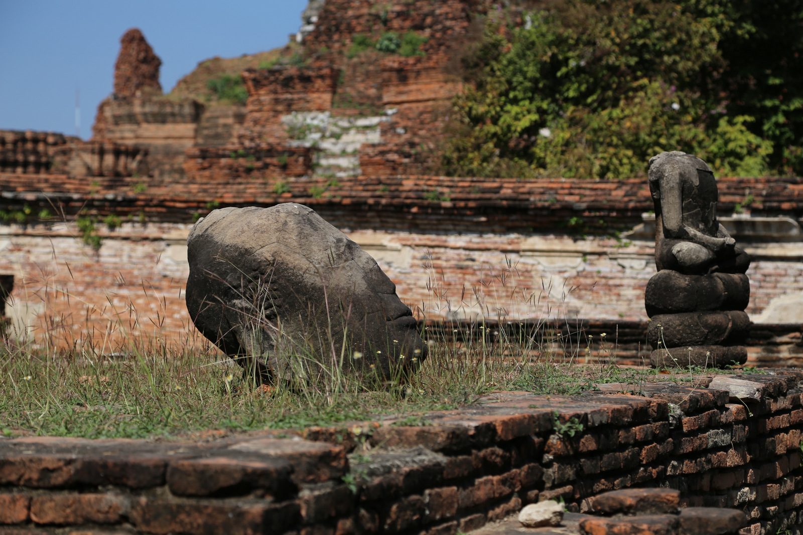Ayutthaya - Wat Maha That