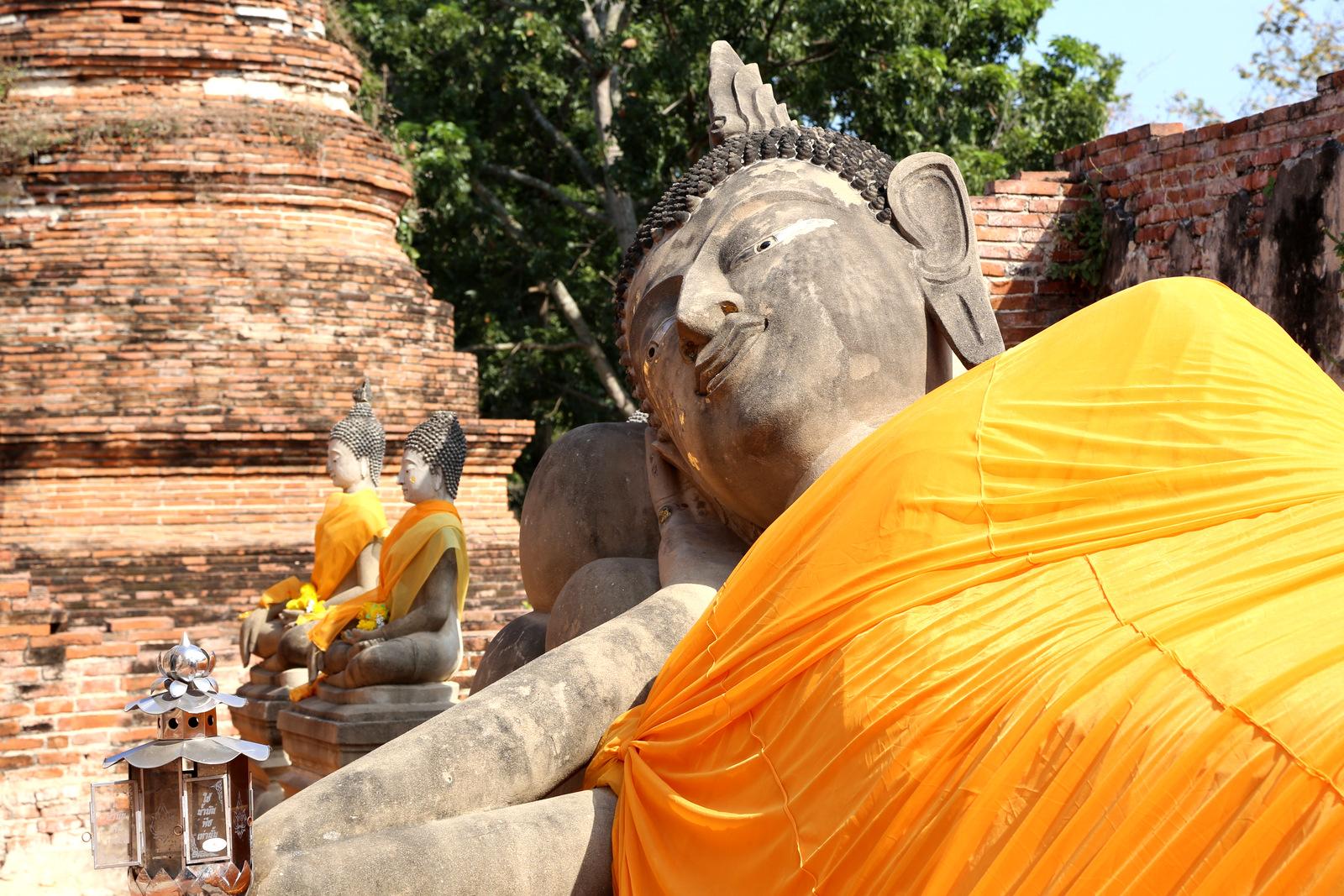 Ayutthaya = Wat Phutthaisawan