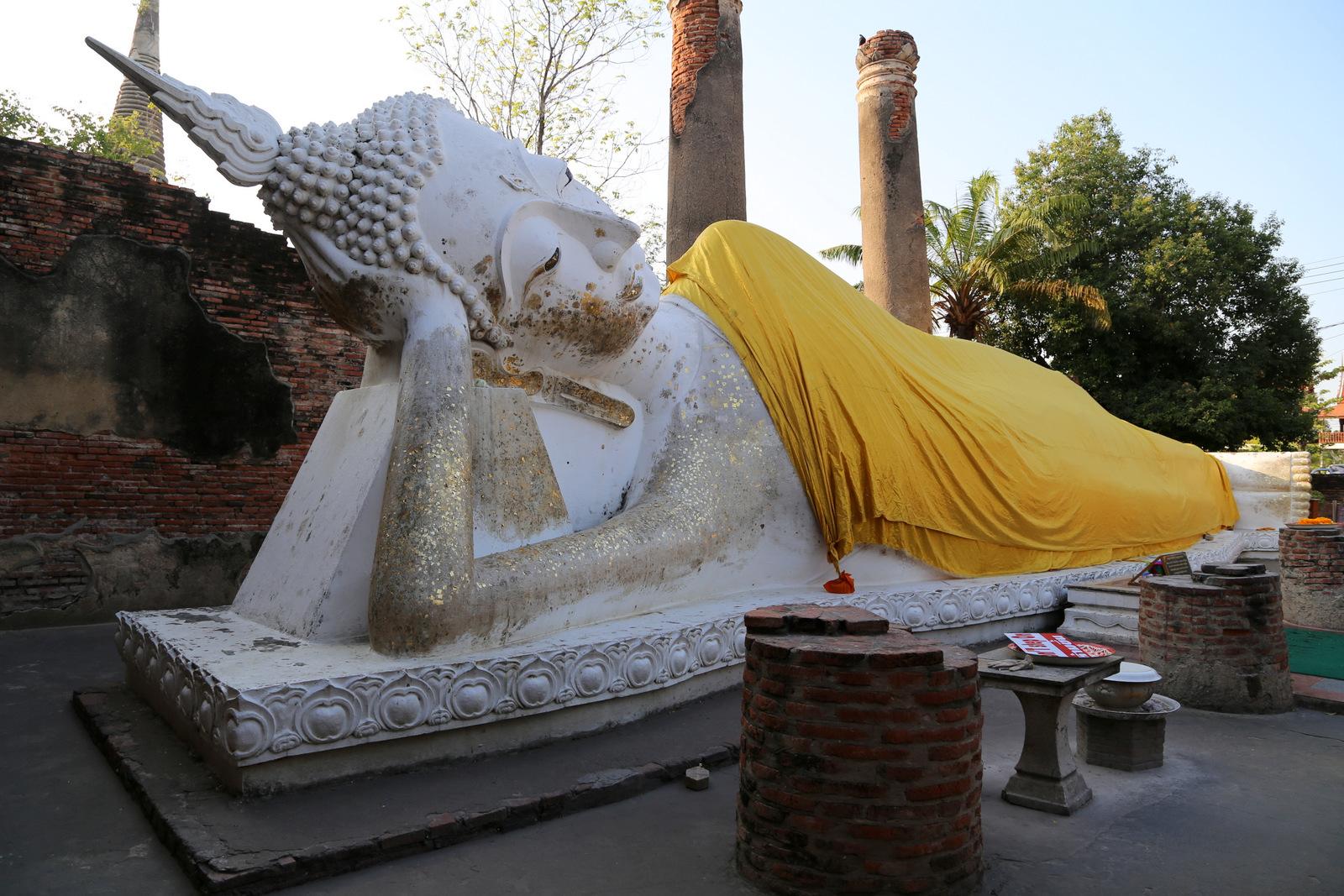 Ayutthaya - Wat Yai Chai Mongkol