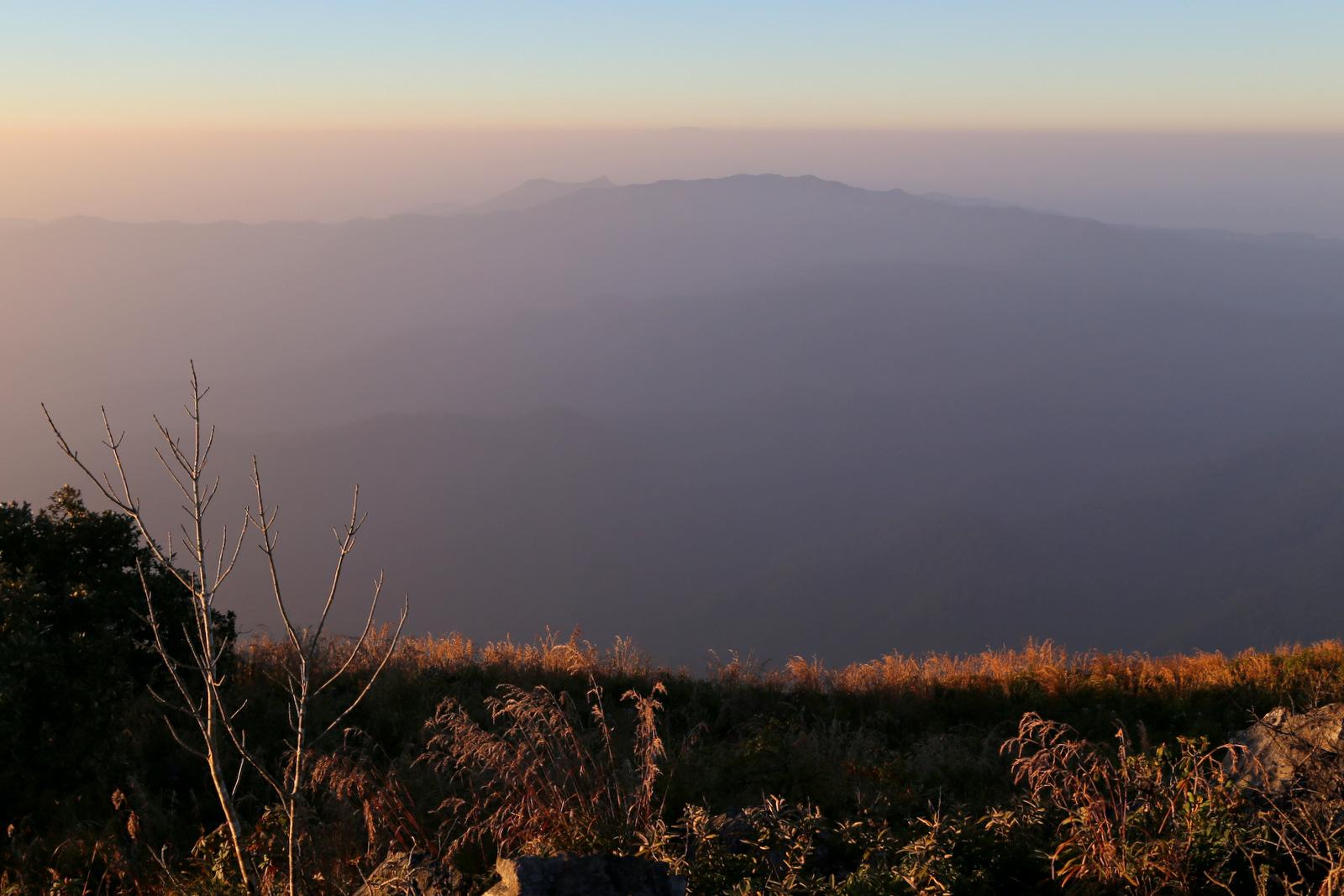 Chiang Dao sunrise
