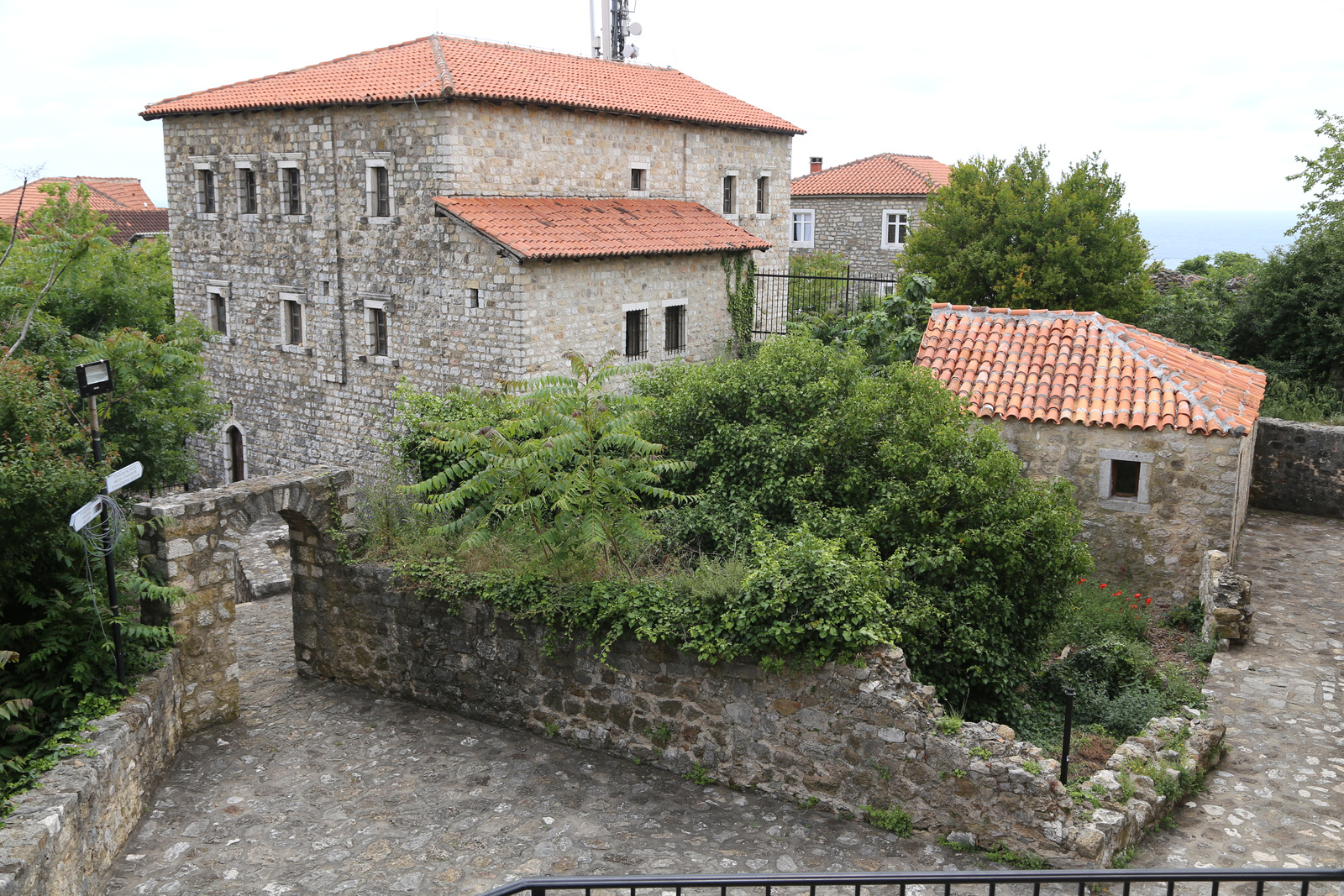 Ulcinj citadel