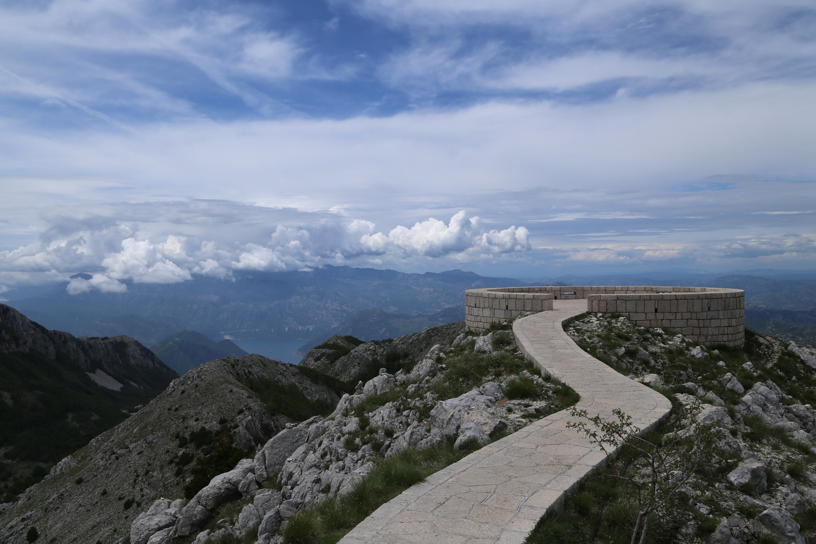 Lovcen viewpoint