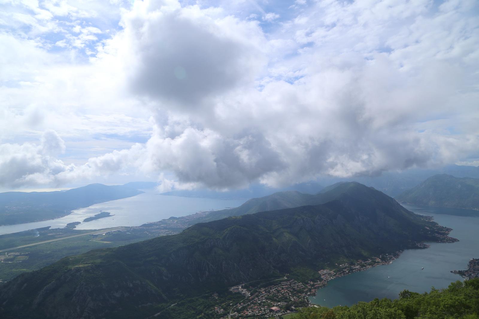 Lovcen-Kotor road