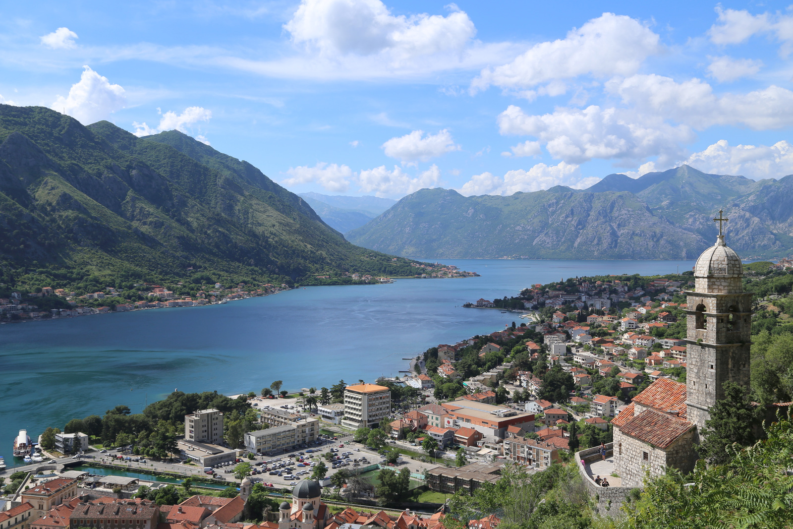 Kotor, the postcard view