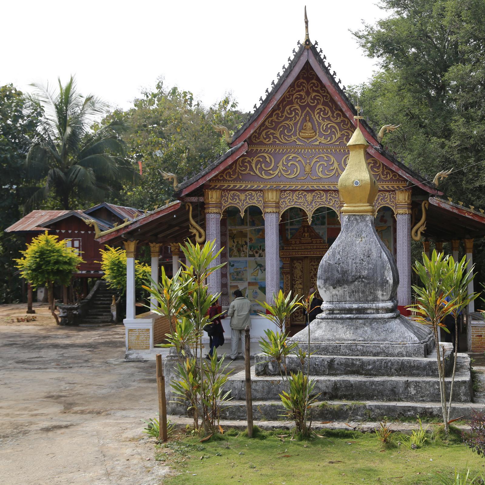 Ban Baw village