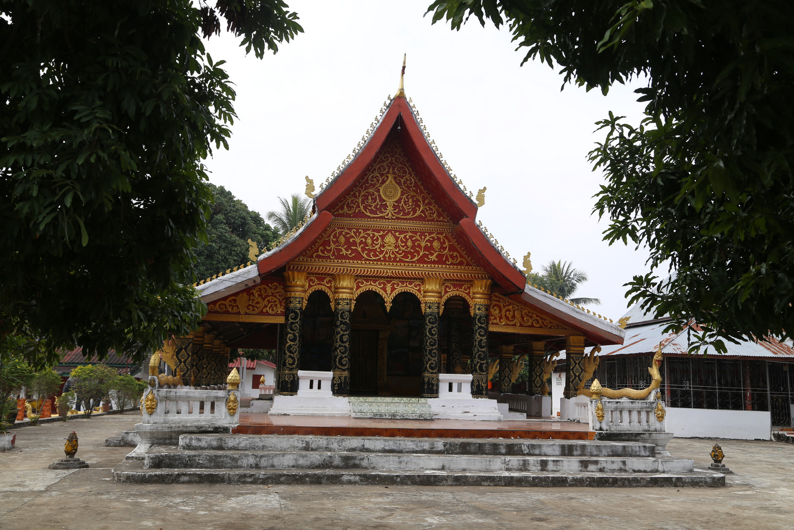 Banou temple