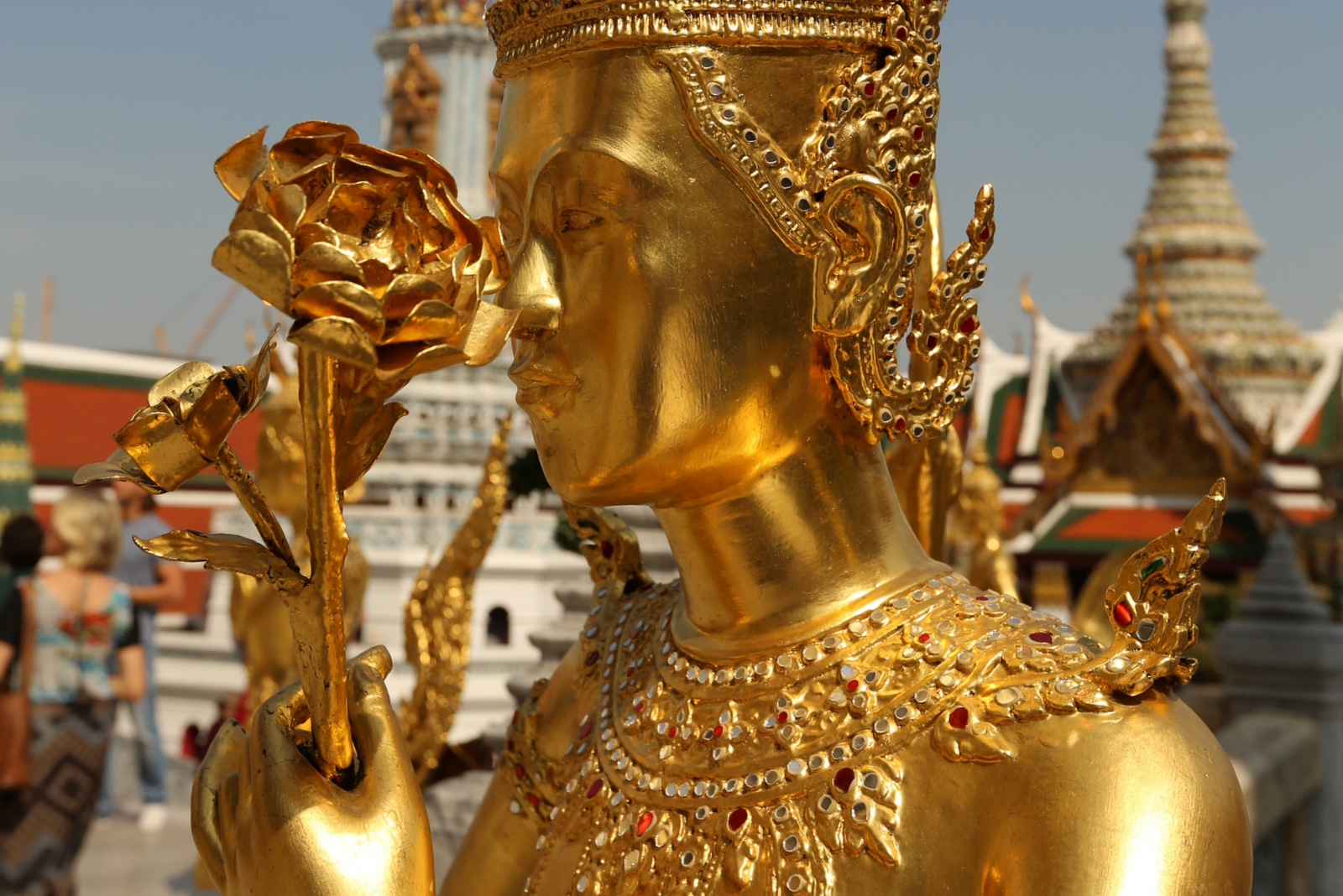 Grand Palace - Apsara
