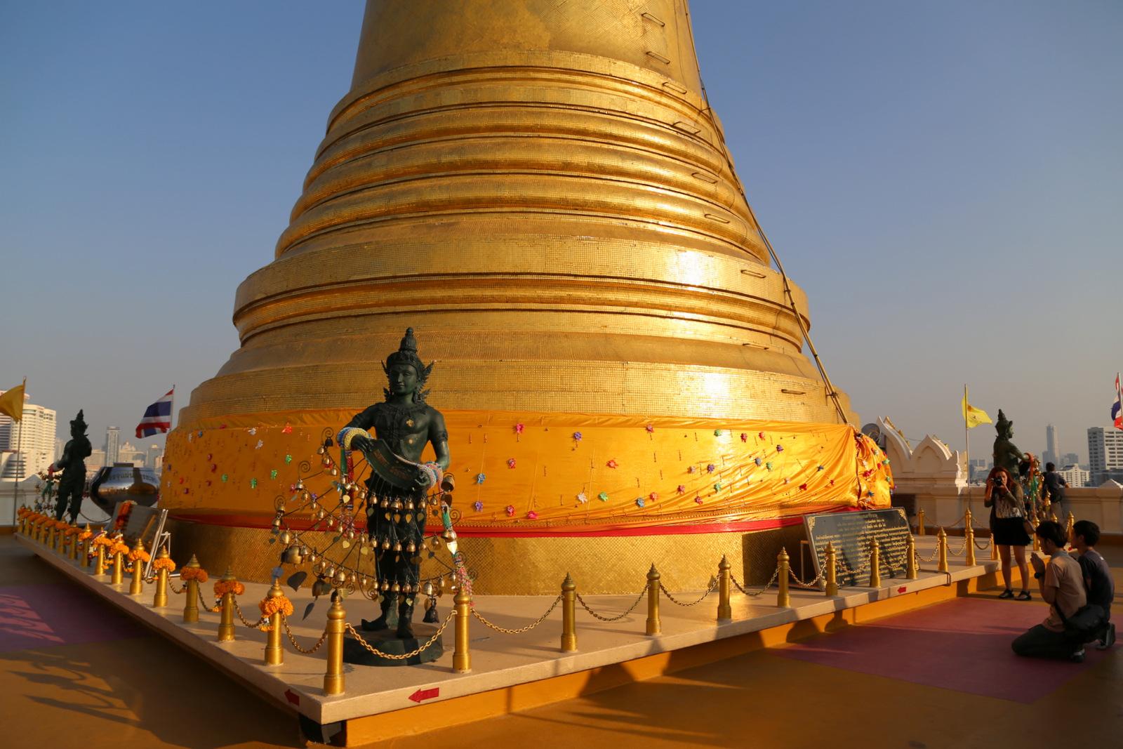 Bangkok - Wat Saket