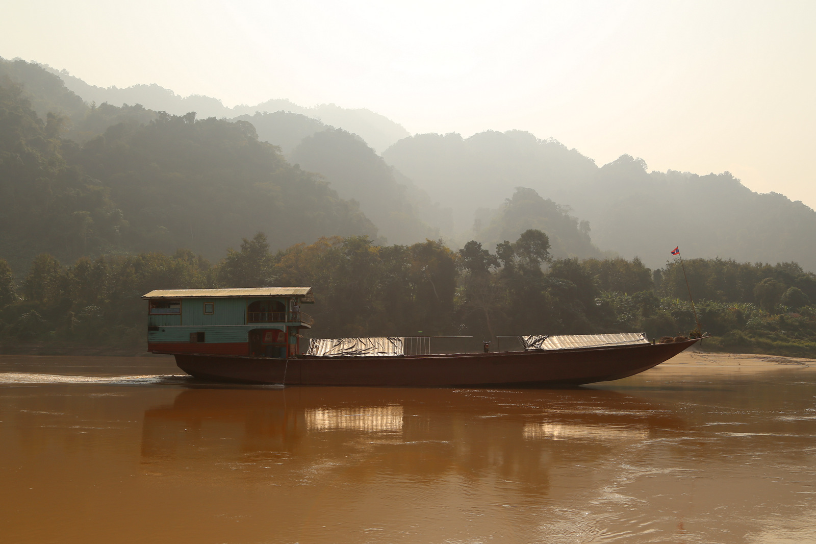 Mekong cruise, day two