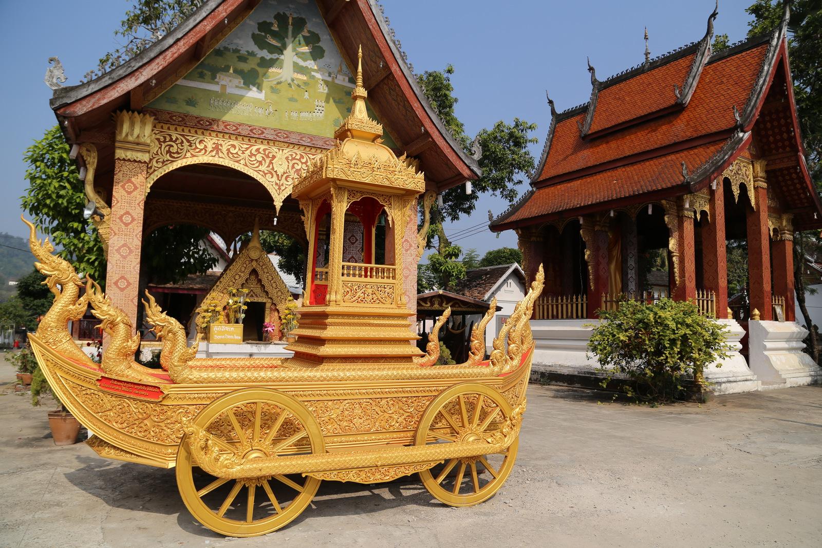 Luang Prabang - Wat Sen Soukharam