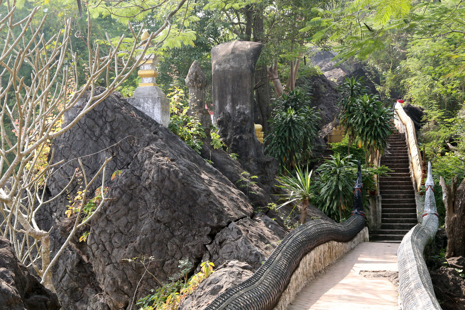 Luang Prabang - Phou Si